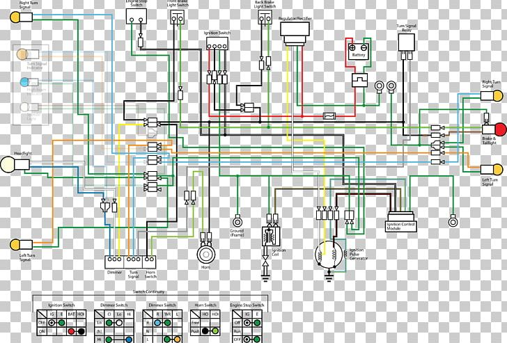Honda Motor Company Wiring Diagram Electrical Wires Cable Honda Wave Series Png Clipart Angle Aprilia