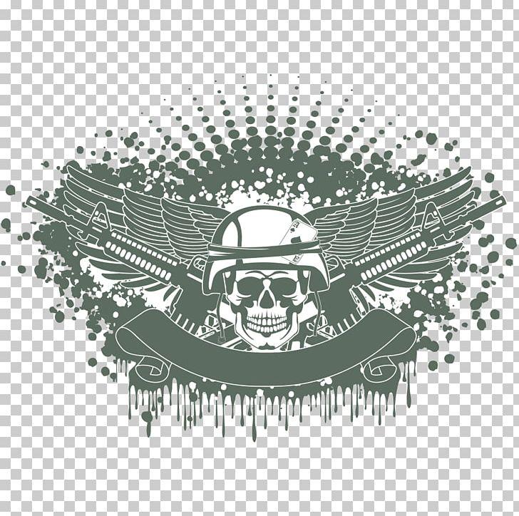 Euclidean Symbol Military Skull PNG, Clipart, Anniversary