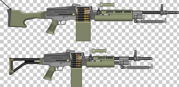 Modern Machine Guns Firearm Light Machine Gun Weapon PNG, Clipart