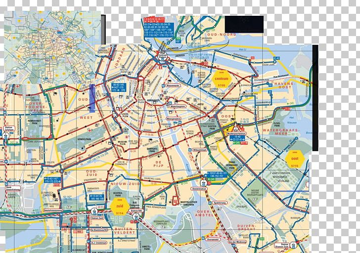Trams In Amsterdam Amsterdam Centraal Railway Station Map ... on map of airports in amsterdam, map of hotels in amsterdam, map of coffee shops in amsterdam, map of museums in amsterdam,