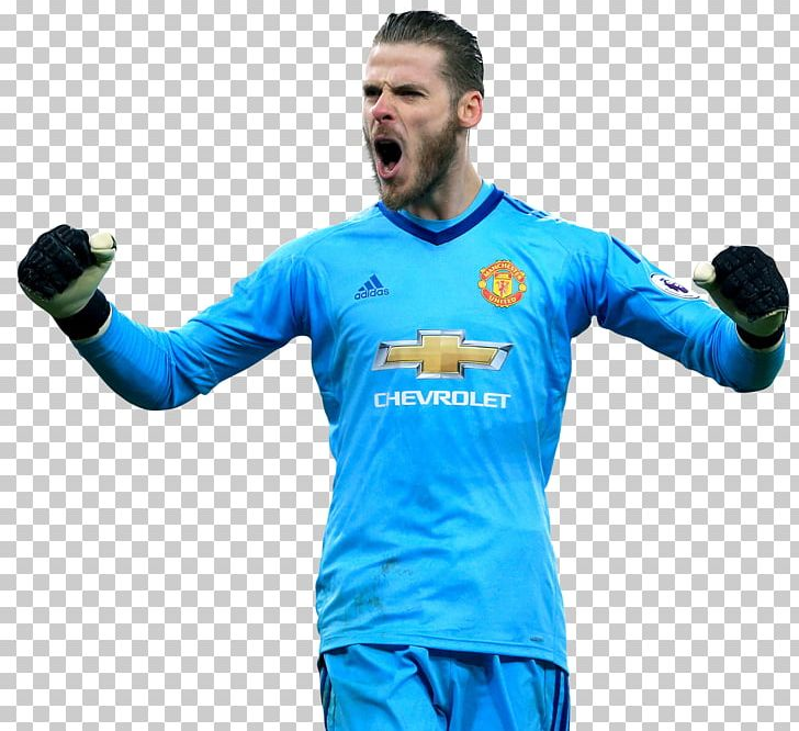 d0f8db7e72a David De Gea Manchester United F.C. Football Player Jersey PNG ...