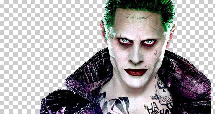 Jared Leto Suicide Squad Joker Harley Quinn YouTube PNG