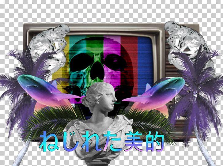 Vaporwave aesthetic glitch art. Aesthetics know your meme