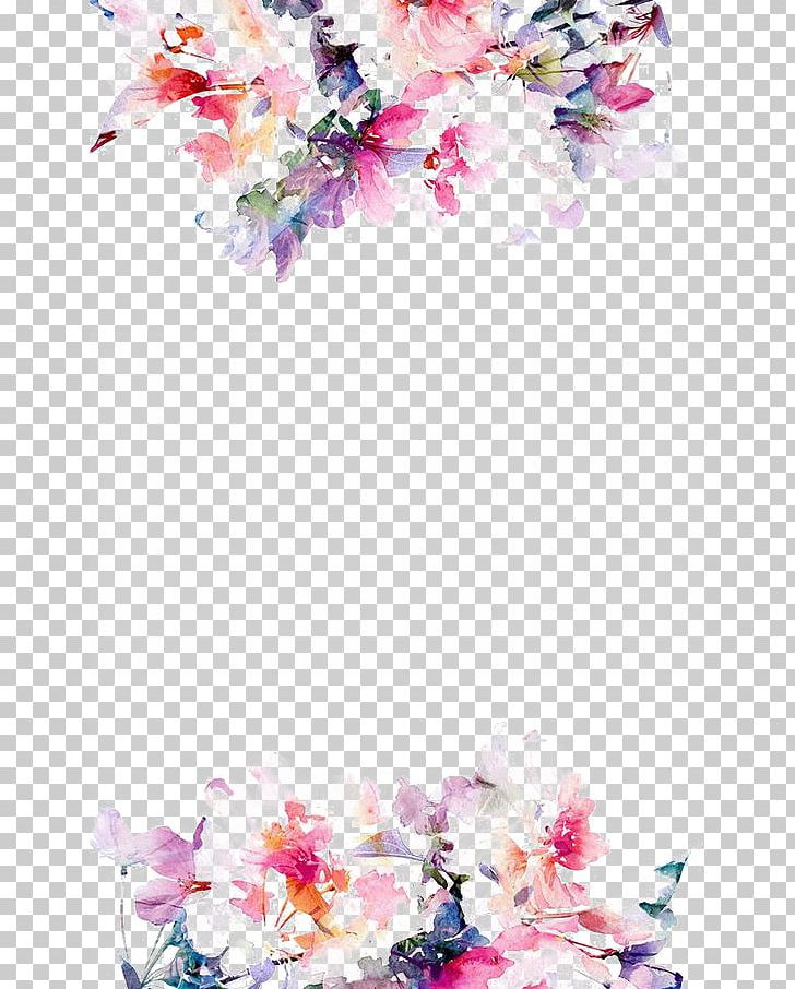 IPhone 5s Flower Paper PNG, Clipart, Art, Art Museum, Beautiful, Blossom, Border Free PNG Download
