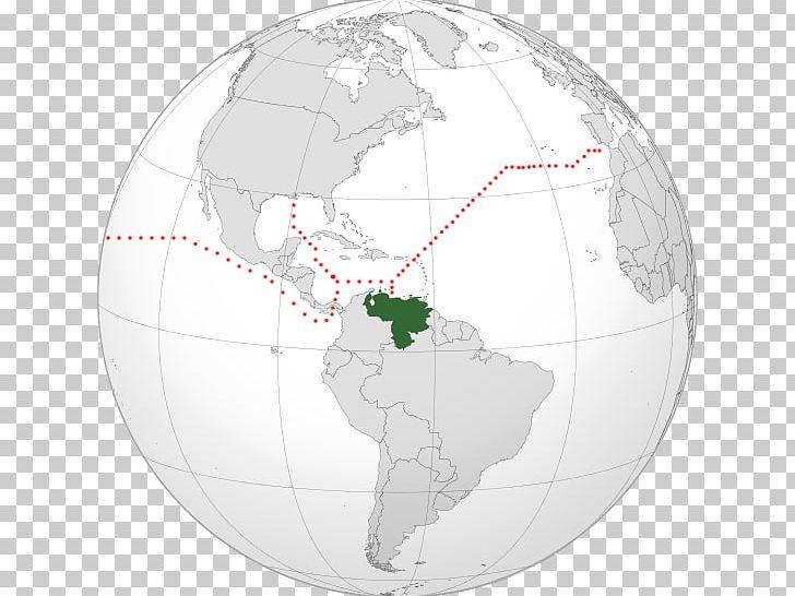 Venezuela Spanish West Indies Gran Colombia Map World PNG ...