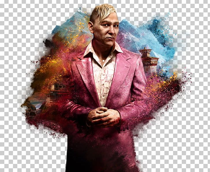 Far Cry 4 Far Cry 3 Pagan Min Far Cry 2 Ubisoft PNG, Clipart