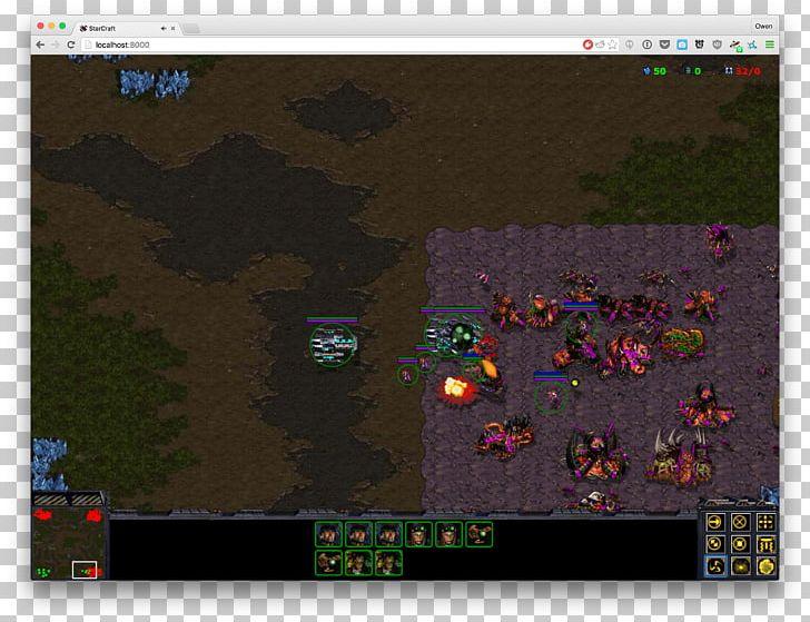 StarCraft: Brood War PC Game Web Browser Video Game PNG