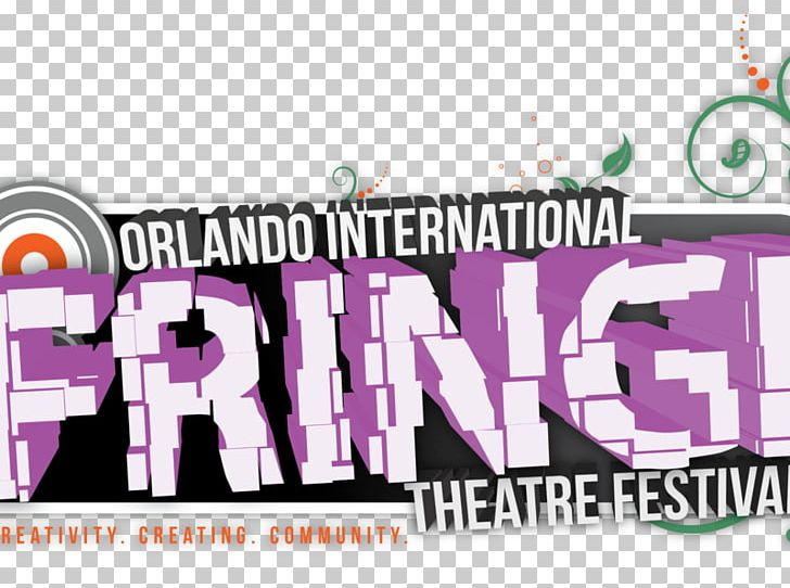 Edinburgh Festival Fringe Orlando Fringe Orlando International Fringe Theater Festival Fringe Theatre PNG, Clipart, Adelaide Fringe Festival, Advertising, Banner, Brand, Edinburgh Festival Fringe Free PNG Download