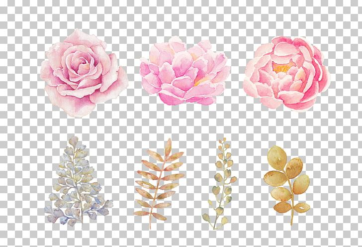 Pink Flowers Pink Flowers Watercolor Painting PNG, Clipart, Artificial Flower, Cartoon, Cut Flowers, Decorative Pattern, Floral Design Free PNG Download
