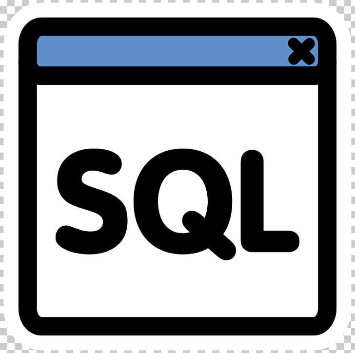 Computer Icons Microsoft SQL Server Portable Network Graphics MySQL PNG, Clipart, Area, Brand, Computer Icons, Computer Program, Database Free PNG Download