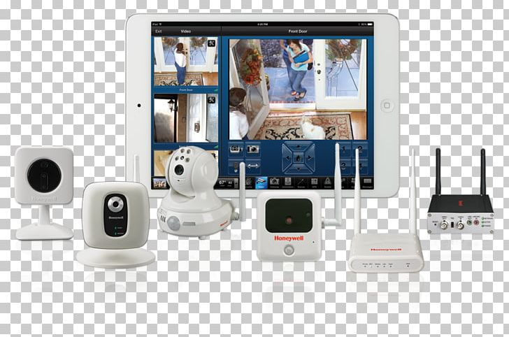 Security Alarms & Systems Honeywell Home Security Surveillance PNG