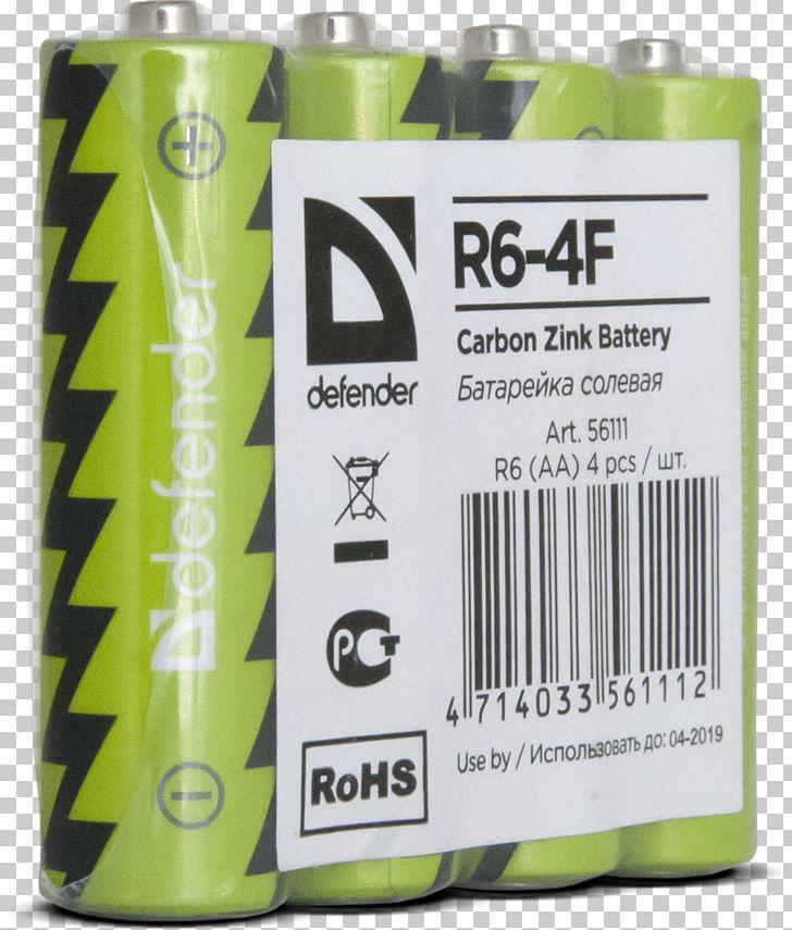 Electric Battery AAA Battery Zinc–carbon Battery Alkaline