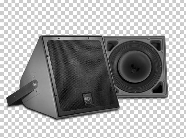 Loudspeaker Enclosure RCF Group RCF P Series P6215 Subwoofer Coaxial