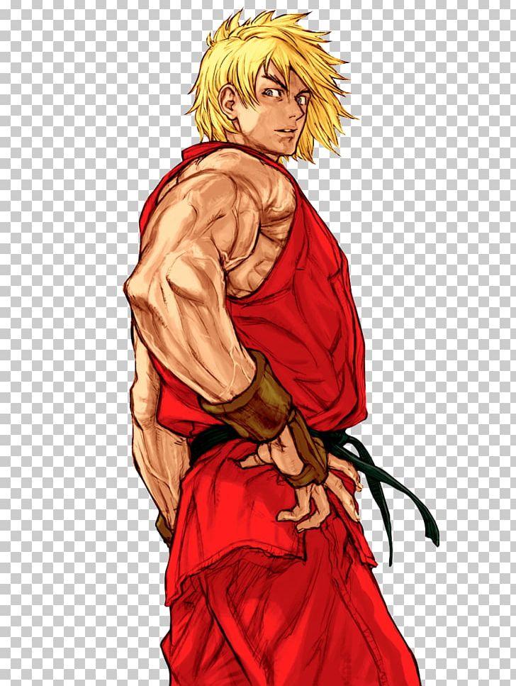 Capcom Vs Snk 2 Street Fighter V Ken Masters Ryu Street