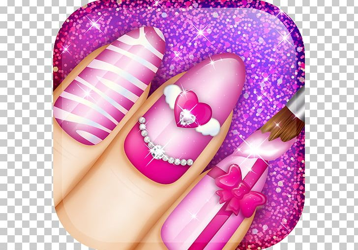 Manicure Game Fashion Nail Art Designs Game Decorating Games For ...