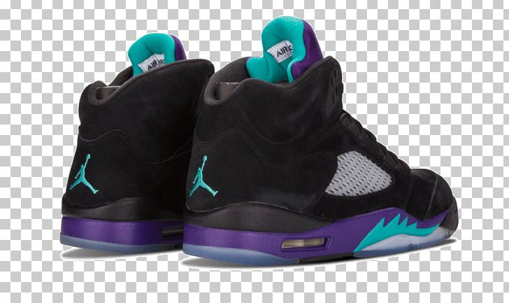 84d59dc9dfa Air Jordan 5 Retro 'Black Grape' Mens Sneakers Sports Shoes Nike PNG,  Clipart, Free PNG Download