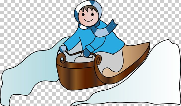 Sledding PNG, Clipart, Cartoon, Clothing, Fiction, Fictional Character, Finger Free PNG Download