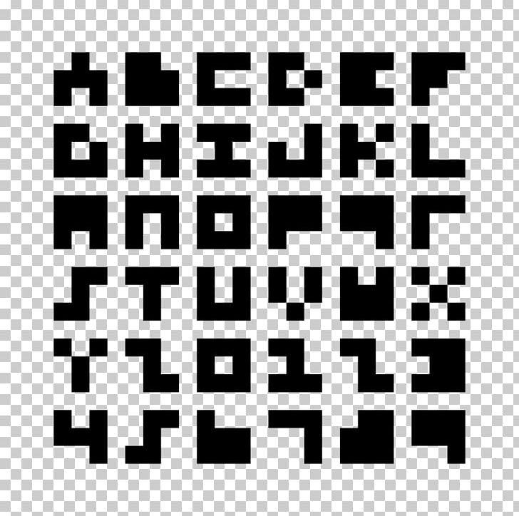 Minecraft 3x3 Pixel Art Font Png Clipart 3 X 3x3