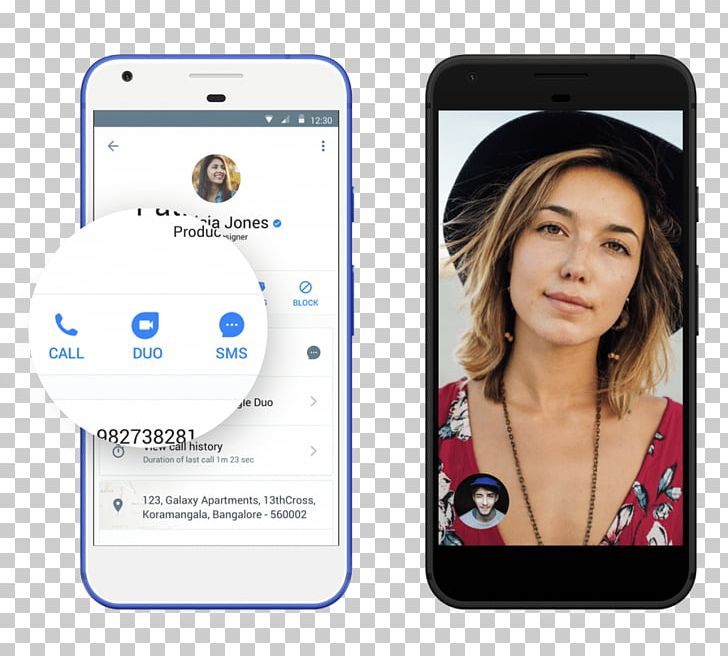 Google Duo Truecaller Videotelephony PNG, Clipart, Android