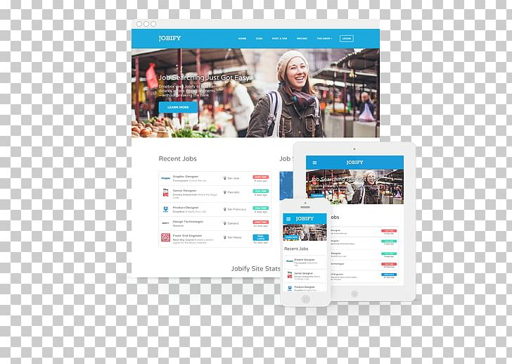 Web Page Responsive Web Design Wordpress Web Template System Png Clipart Advertising Brand Computer Software Display