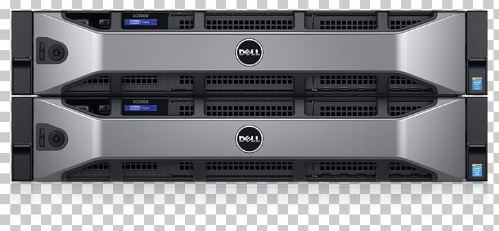 Dell Compellent Disk Array Controller Storage Area Network