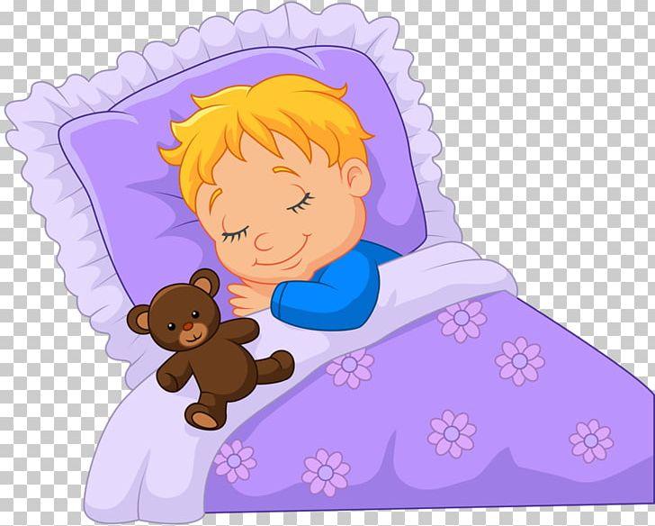 Sleep Infant Cartoon Illustration Png Clipart Baby Sleep Barbie Doll Bear Bear Dolls Boy Free Png
