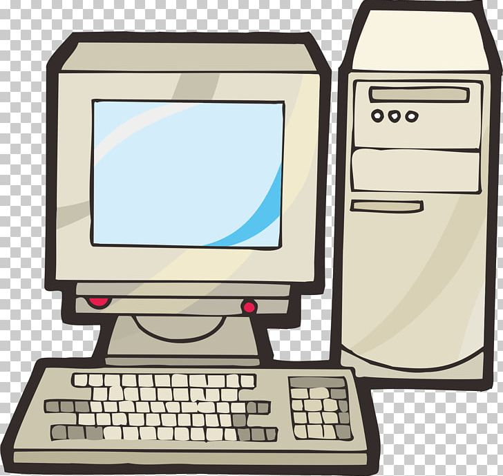 Personal Computer Computer Keyboard Drawing Png Clipart Cartoon Cloud Computing Computer Computer Logo Computer Network Free
