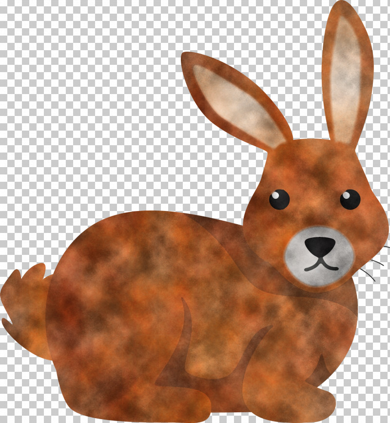 Rabbit Rabbits And Hares Hare Brown Animal Figure PNG, Clipart, Animal Figure, Brown, Figurine, Hare, Plush Free PNG Download