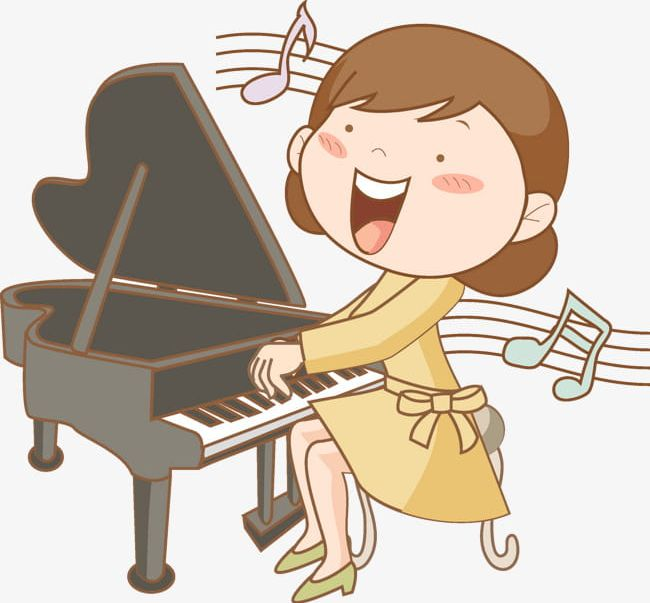 Piano woman. A who sings while