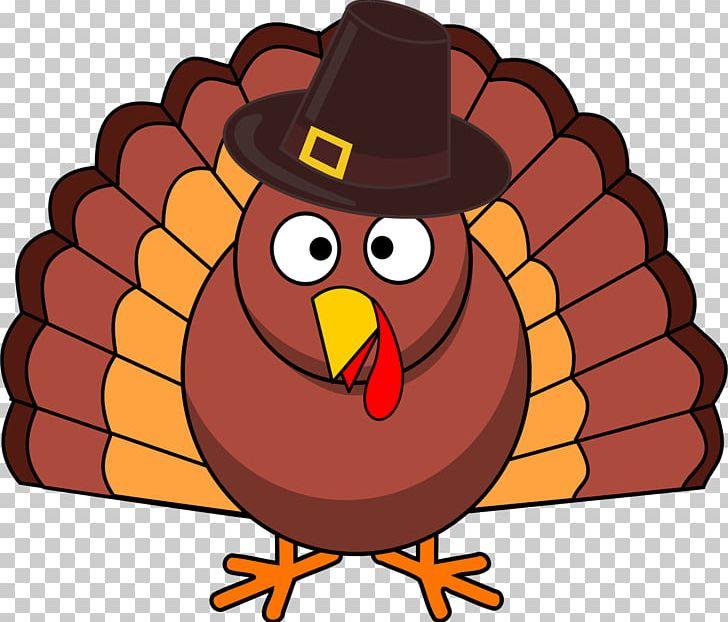 Turkey Meat Cartoon Png Clipart Animation Beak Bird Cartoon Chicken Free Png Download