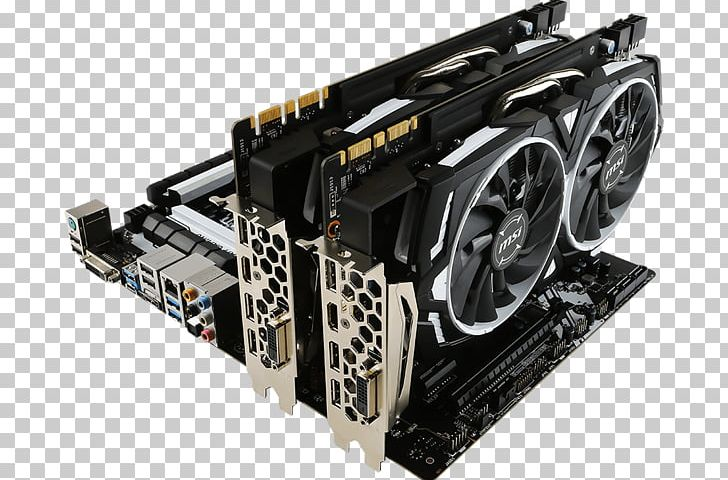 Graphics Cards & Video Adapters NVIDIA GeForce GTX 1070 Ti NVIDIA