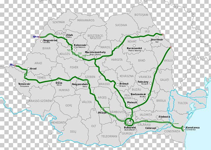 Pitești Rețeaua Rutieră Din Romania Controlled Access Highway Road Map Png Clipart Area Controlledaccess Highway Ecoregion