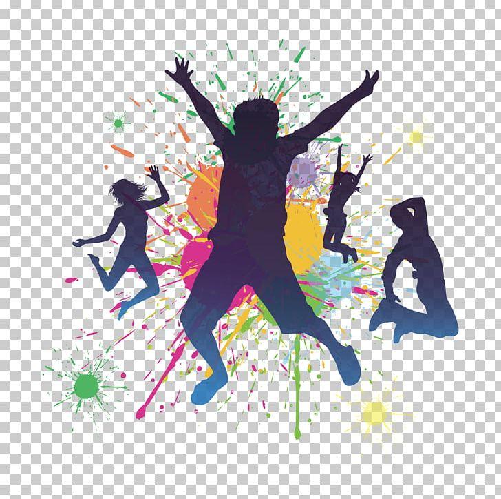 Watercolors And Dancing People PNG, Clipart, Child, Computer Wallpaper, Dancing, Design, Encapsulated Postscript Free PNG Download