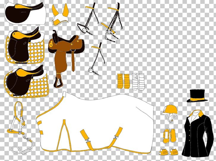 Pleasing Western Saddle Penguin Horse Illustration Png Clipart Bird Brand Wiring Cloud Hisonuggs Outletorg