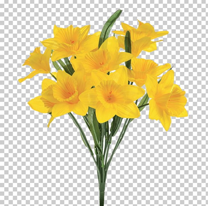 Daffodil Artificial Flower Plant Stem PNG, Clipart, Amaryllis Family, Artificial Flower, Bud, Canna Lily, Creative Free PNG Download