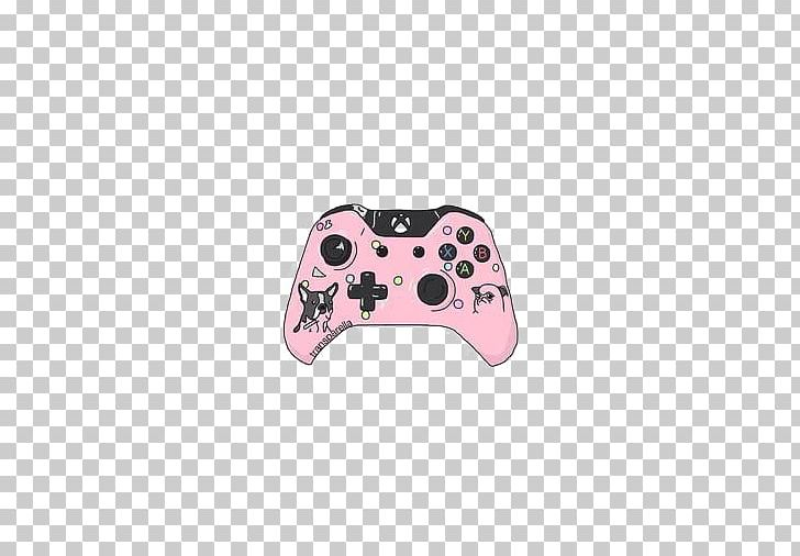 Joystick Game Controller Playstation Drawing Png Clipart Black