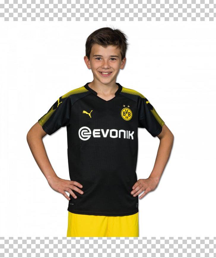 low priced 1181f 390c9 Borussia Dortmund 2017–18 Bundesliga Marco Reus Football T ...