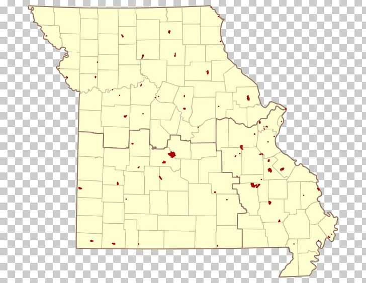 Missouri Department Of Natural Resources Map Park District PNG