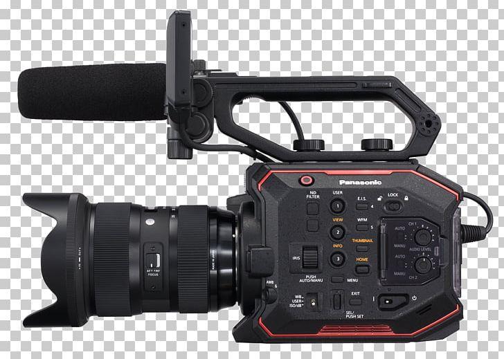 Panasonic AU-EVA1 5 7K Super 35mm Cinema Camera Panasonic