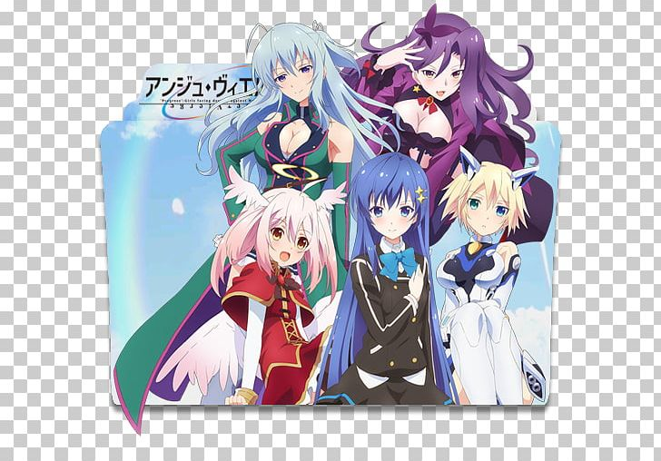 Ange Vierge Anime Crunchyroll Television Funimation Png