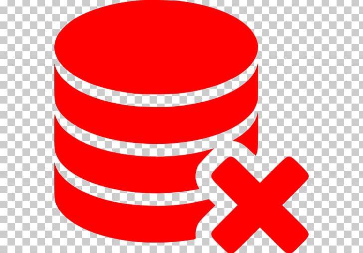 Database Computer Icons PostgreSQL Delete PNG, Clipart, Area
