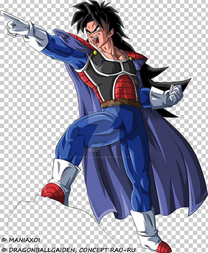 King Vegeta Goku Raditz Dragon Ball Z Side Story Plan To