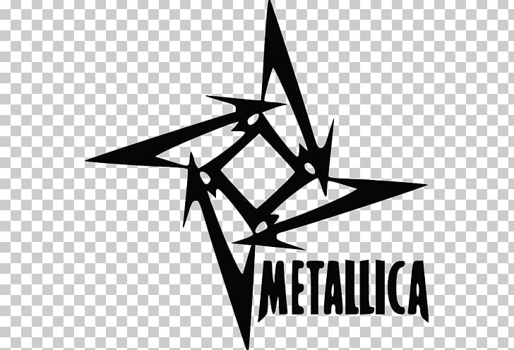 Metallica Logo Beyond Magnetic Decal PNG, Clipart, Angle