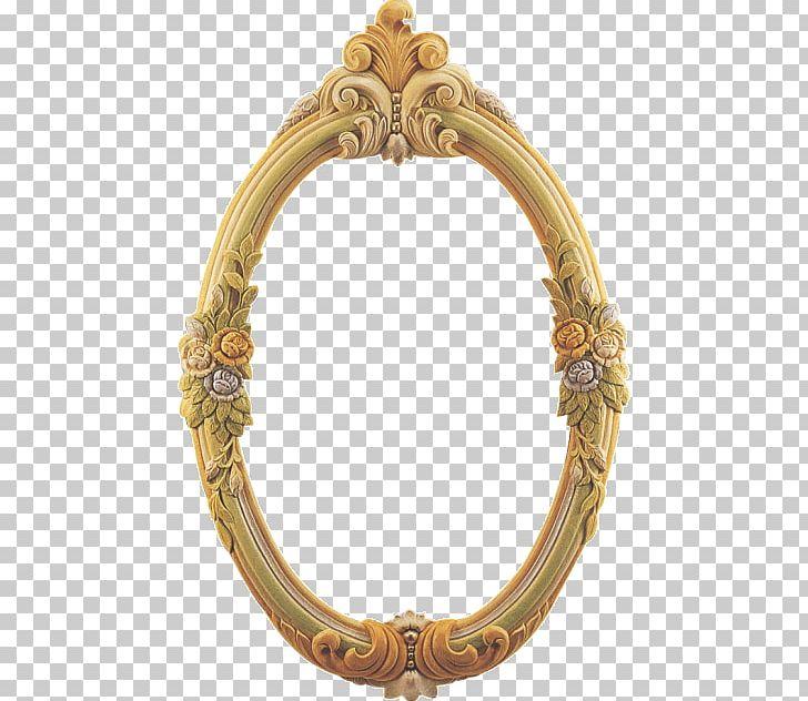 Frames Mirror Gold Png Clipart Brass Clip Art Decor Decorative Arts Furniture Free Png Download