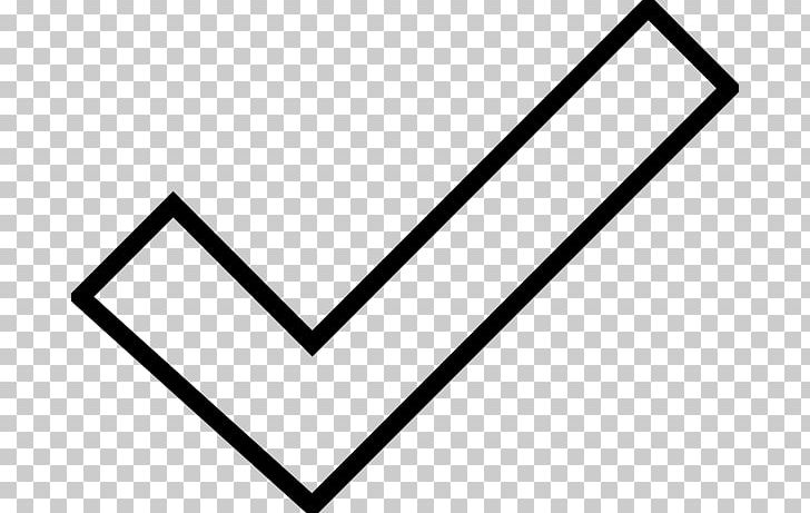 Check Mark Checkbox Computer Icons PNG, Clipart, Angle, Area, Black, Black And White, Blank Free PNG Download