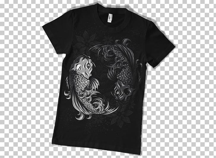 Tattoo Yin And Yang T-shirt Drawing Demon PNG, Clipart, Angels Demons, Black, Brand, Clothing, Demon Free PNG Download