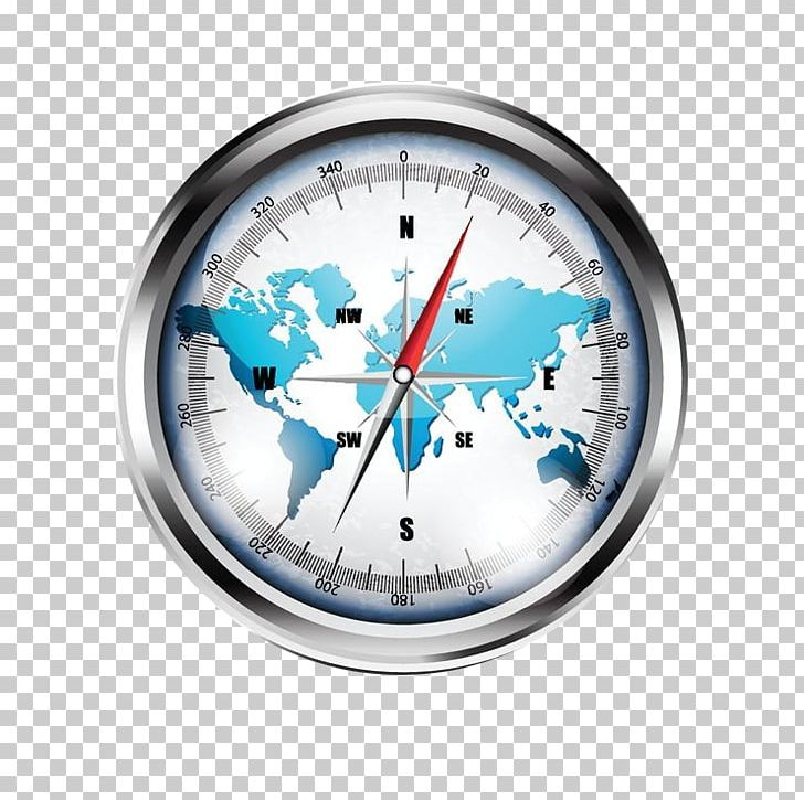 Compass Map Raster Graphics PNG, Clipart, Circle, Clock, Compass