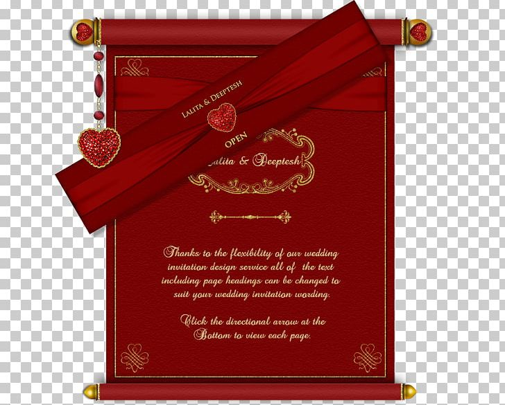 Wedding Invitation Paper Hindu Wedding Marriage Png Clipart