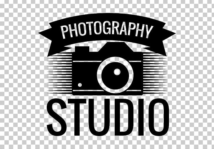 Photographic Studio Photography Logo Png Clipart Art Black And White Brand Camara Camera Free Png Download
