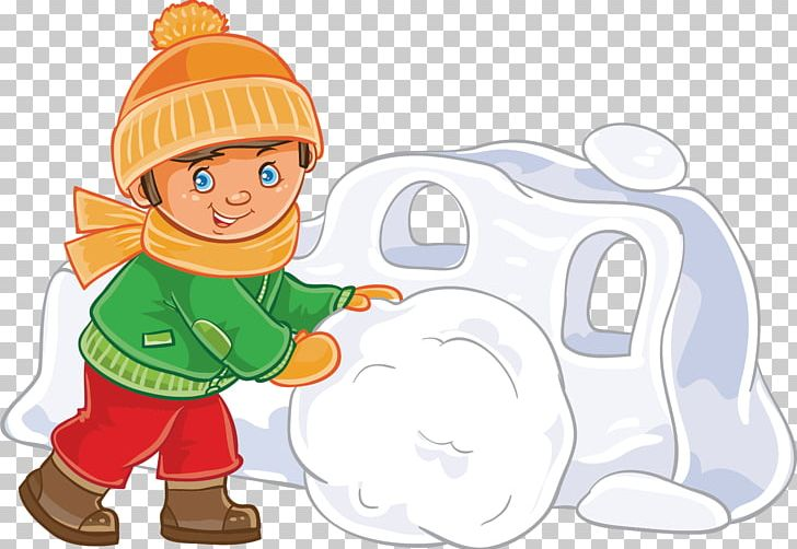 Snow Fort Winter PNG, Clipart, Boy, Child, Encapsulated Postscript, Fictional Character, Food Free PNG Download
